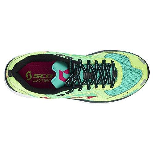 Scott W's Shoe Palani Trainer Green/rosa SAMPLE 8,5 US - GREEN/PINK