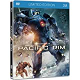 PACIFIC RIM (dvd + blu ray) Steelbook (stickerbook) limitata italiana