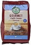 Lebensbaum Gourmet Caffè Crema Pads, entkoffeiniert, 5er Pack (5 x 126 g)