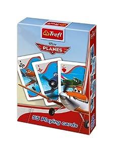 TREFL - Juego de Cartas Aviones Disney Aviones, para 1 o más Jugadores (8610) (Importado)