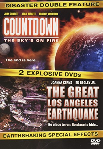 Bild von The Great Los Angeles Earthquake / Countdown: The Sky's on Fire