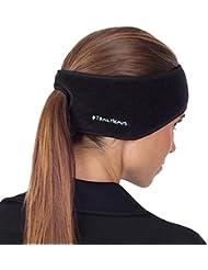 TrailHeads Goodbye Girl Ponytail Headband (Women's) - black/black