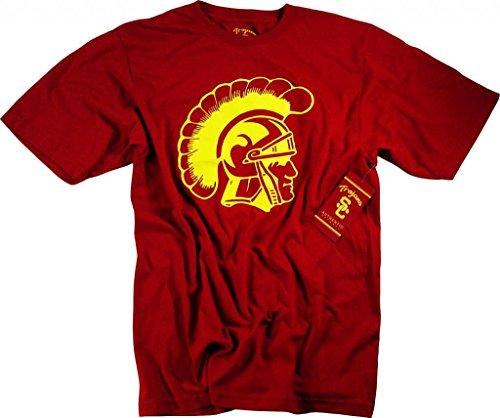 USC Trojaner-Shirt Jacke Mütze Jersey Hoodie Sweatshirt Aufkleber Flagge Apparel xl rot - rot (Youth T-shirt Horse)