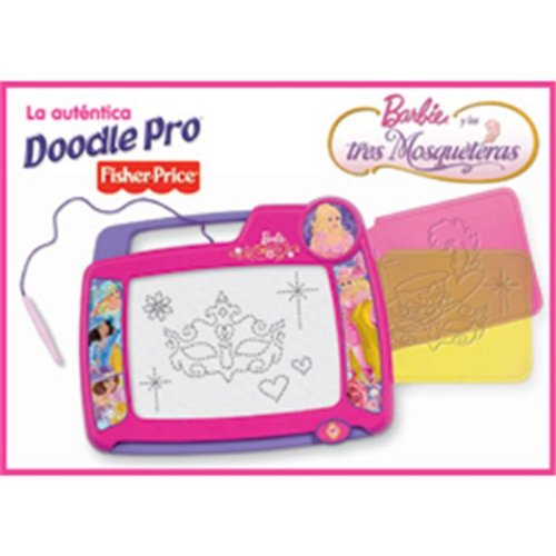 Fisher Price Doodle Pro Rosa Barbie (R5431) Englisch Ausgabe Fisher Price Doodle