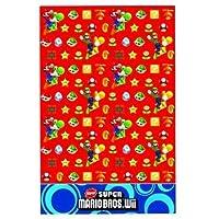 Tovaglia in plastica monouso Super Mario Bros 120x180 cm per feste - Monouso Tovagliette Bambini