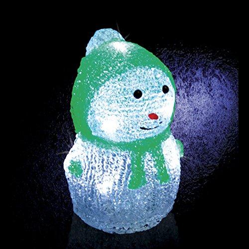 Féérie Lights & Christmas Décoration de Noël Lumineuse - 8 LED - Vert