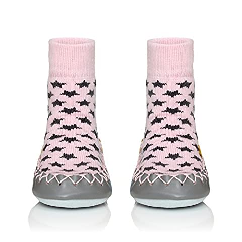 Moccis Cool In Pink-Moccasin Slippers