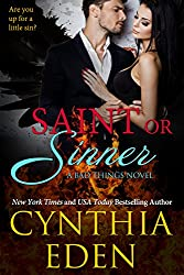 Saint Or Sinner (Bad Things Book 8)