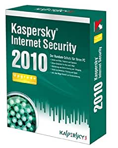 Kaspersky Internet Security 2010 (Upgrade)