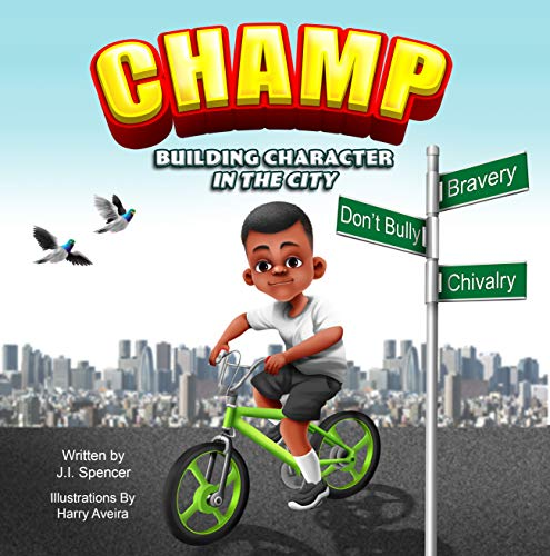 5ce0e18179cd8 CHAMP  Building Character In The City (English Edition)