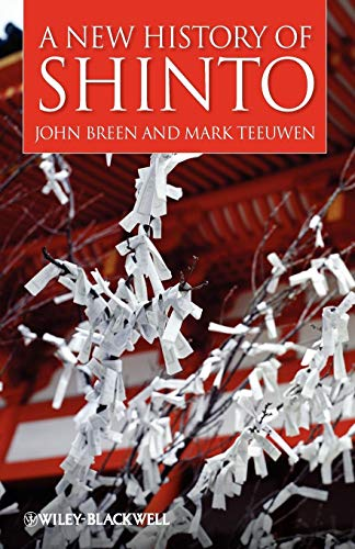 New History Shinto [Lingua inglese] di John Breen