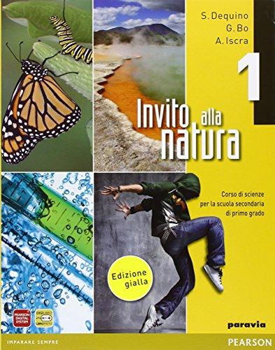 Invito alla natura. Ediz. leggera. Per la Scuola media. Con espansione online: 1