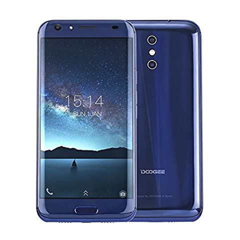 """DOOGEE BL5000 Unlocked 4G Smartphone, 5.5"""" Android 7.0 1.5GHz MT6750T"""