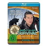 Abenteuer Survival - Staffel 4.1 [Blu-ray]