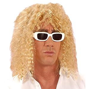 WIDMANN Blonde singer wig (peluca)