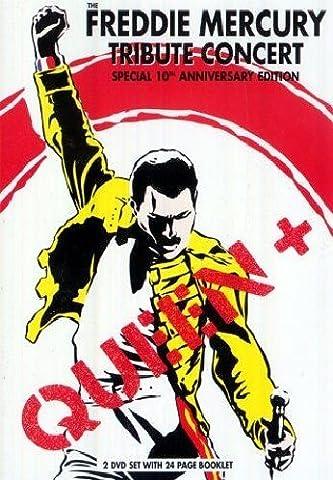 Queen - The Freddie Mercury Tribute Concert [2 DVDs]