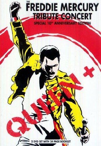 Freddie Mercury Tribute Concert (2 Dvd)