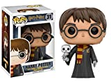 FunKo 11915 Harry Potter, Pop Vinyl Figure 31 Harry Potter with Edwige Limited, Sammelfigur aus Venyl