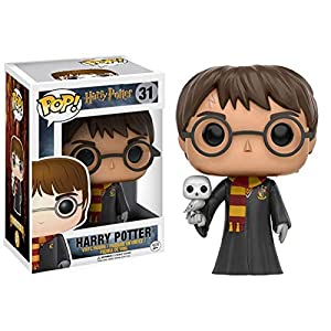 Funko 599386031 - Figura Harry Potter con hedwidge 3