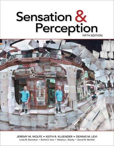 Sensation & Perception por Jeremy M. Wolfe