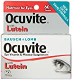 Bausch & Lomb Ocuvite Ocuvite Eye Vitamins And - Best Reviews Guide