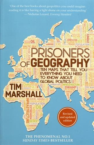 Prisoners Of Geography por Marshall Tim