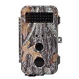 DigitNow! 16MP 1080 HD Waterproof Trail & Surveillance appareil photo numérique avec infrarouge Nuit version jusqu'à 65 pieds dans 2.4''LCD écran et 40pcs IR LEDs de la faune de chasse et de scoutisme de la caméra