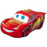 Amigo luminoso Rayo McQueen GoGlow de Disney Cars - Luz de noche y juguete blandito