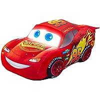 Ami lumineux pour la nuit GoGlow Flash McQueen de Disney Cars - Peluche veilleuse