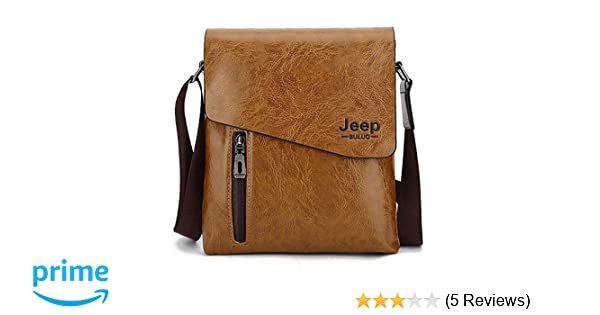 9709490257 CARRY TRIP PU Leather Male Tote Bag (Golden Brown)  Amazon.in  Bags ...