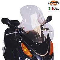 Parabrisas Transparente 83 x 53 cm (H x l) Kappa kd256st Suzuki UH 125 –
