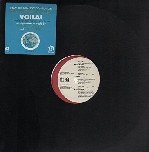 Voila-serie (From The Quango Compilation 'Going Global Series-Voila!' [Vinyl Single 12''])