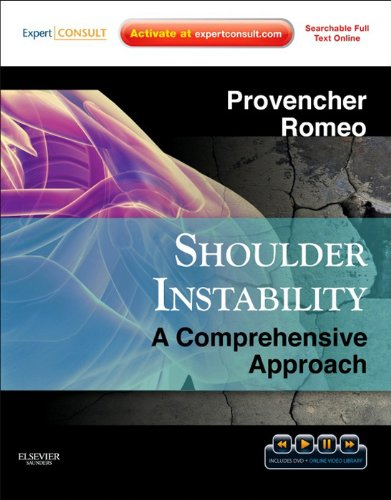 Shoulder Instability: A Comprehensive Approach (Expert Consult Title: Online + Print) (English Edition)