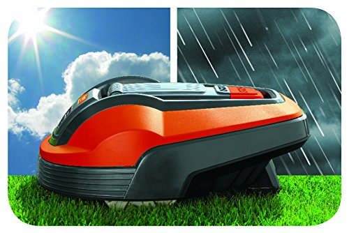 buy robotic lawn mower