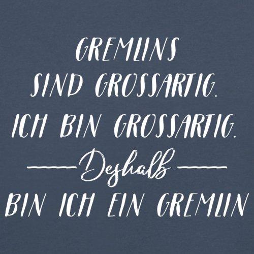 Ich Bin Grossartig - Gremlin - Herren T-Shirt - 13 Farben Navy
