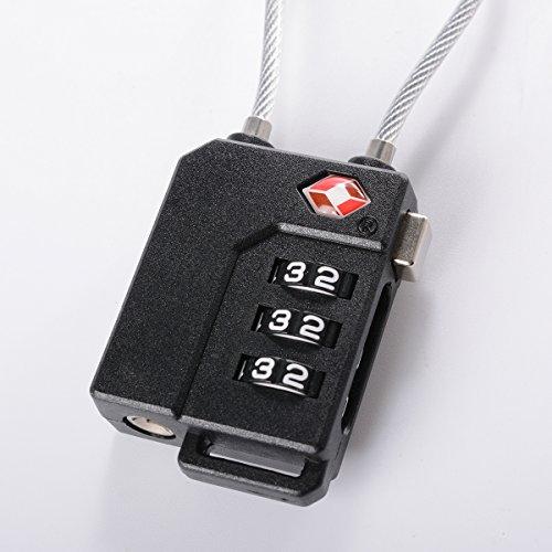 Candado de Seguridad XCSOURCE ® para Equipaje de Viaje