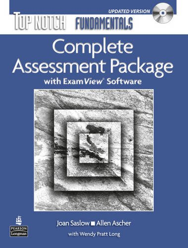 Top Notch Fundamentals Complete Assessment Package Pack