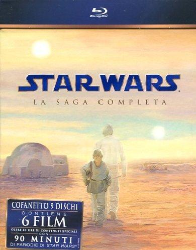 Foto Star Wars - Saga 9 Blu-ray