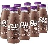 Nosh Detox 'The Raw Smoothie' – 8 x 250ml 'Restore & Rebuild' Coconut, Banana & Acai Sugar Free-Freshly Made Smoothie Detox Drink to help Weight Loss by Nosh Detox