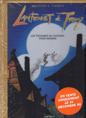 Lanfeust de Troy, an 2000, luxe