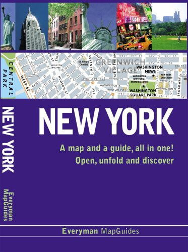 New York Everyman Mapguide (Everyman MapGuides) - York New Mapguide