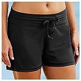 Damen UV-Schutz Schwimmstrandhosenbeach pants Boxer Badehose