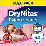 Huggies DryNites sous-vêtements de nuit absorbants pour fille 8-15ans - paquet...