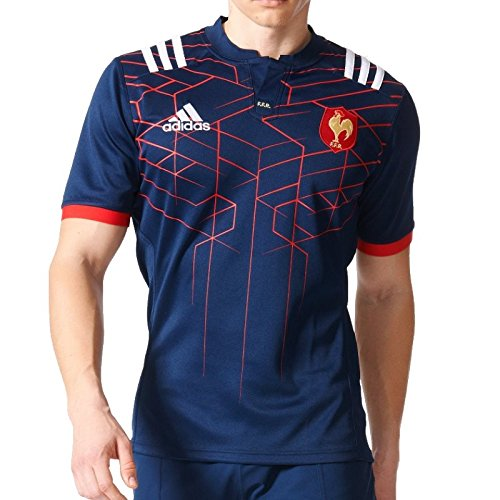 France Rugby FFR Home Jersey 16/17