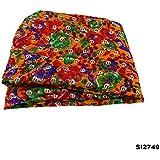 Las Mujeres Sari De Seda Bordado Étnico Mezclar Impresa Vestido Informal Utilizado En Casa Decoración De Tela DIY De La Sari Indio De Moda Florales