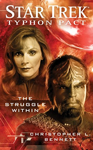 Typhon Pact: The Struggle Within (Star Trek- Typhon Pact Book 5) (English Edition) - M-pact-system