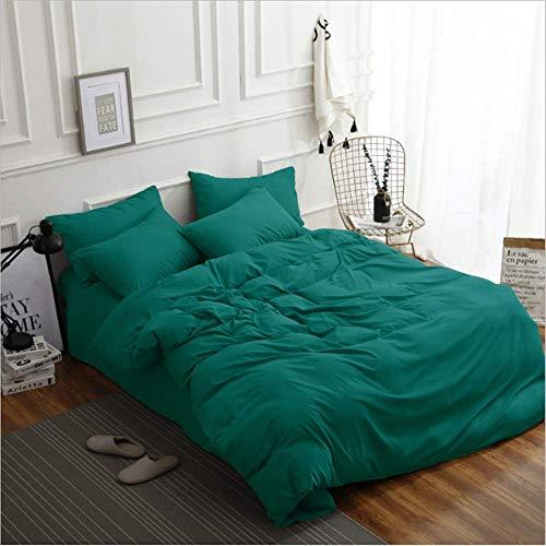 SHJIA Cotton Hotel Bettwäsche Set Bettwäsche Set für Twin Single Full Queen King Size Bett E 200x230cm (Hotel-bettwäsche-full Set)