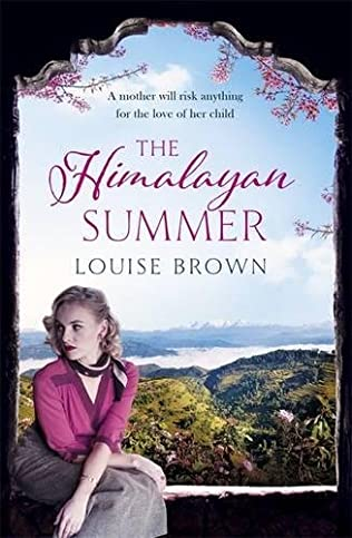 book cover of The Himalayan Summer