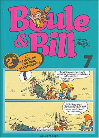 Boule & Bill, Tome 7 :