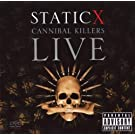 Cannibal Killers Live (CD/DVD) by Static-X (2008) Audio CD